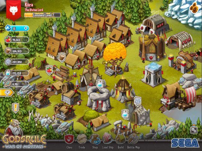 Godsrule: War of Mortals - Screenshots - Bild 10