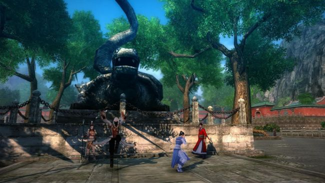 Age of Wulin: Legend of the Nine Scrolls - Screenshots - Bild 44
