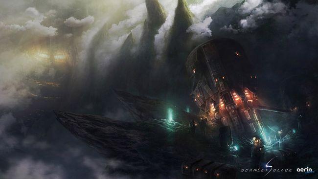 Scarlet Blade - Artworks - Bild 35