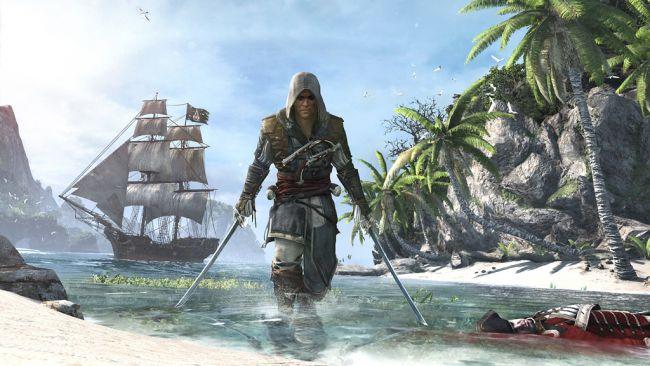 Assassin's Creed IV: Black Flag - Screenshots - Bild 1