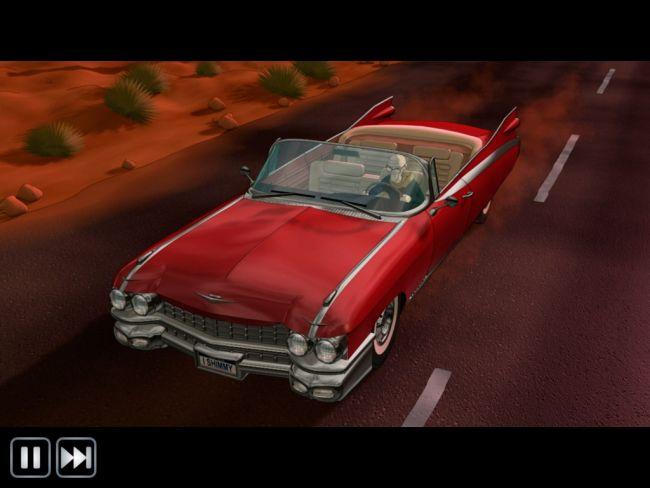Runaway: A Twist of Fate - Screenshots - Bild 3
