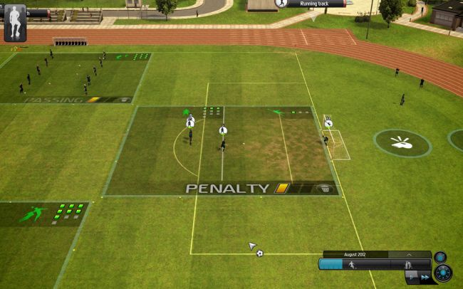 Lords of Football - Screenshots - Bild 14