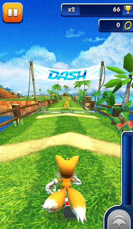 Sonic Dash - Screenshots - Bild 19