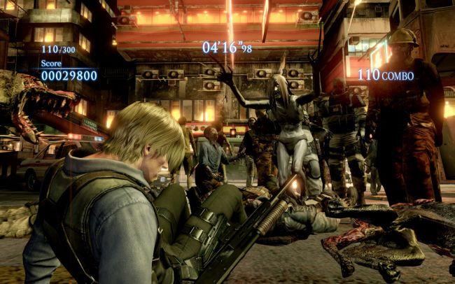 Resident Evil 6 x Left 4 Dead 2 - Screenshots - Bild 29