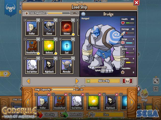 Godsrule: War of Mortals - Screenshots - Bild 2