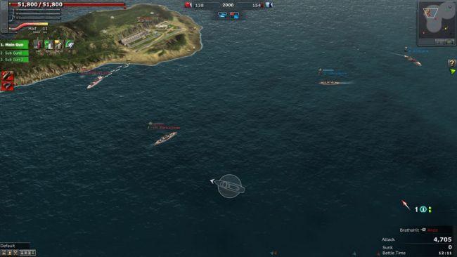 Navyfield 2: Conqueror of the Ocean - Screenshots - Bild 17