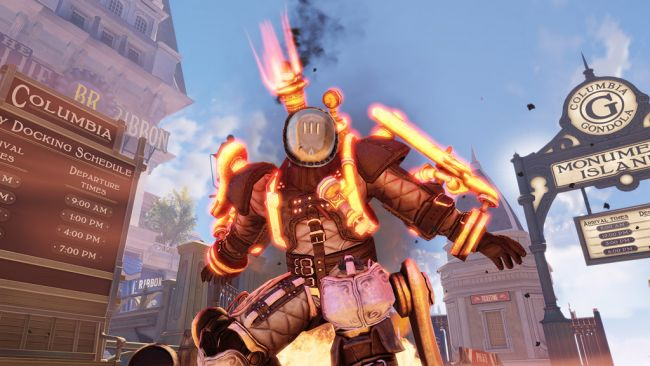 BioShock: Infinite - Screenshots - Bild 1