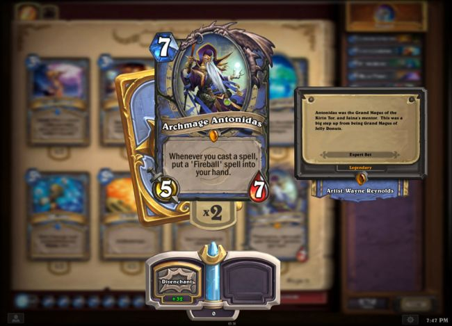Hearthstone: Heroes of WarCraft - Screenshots - Bild 6