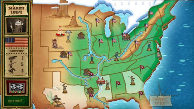 North & South: The Game - Screenshots - Bild 7