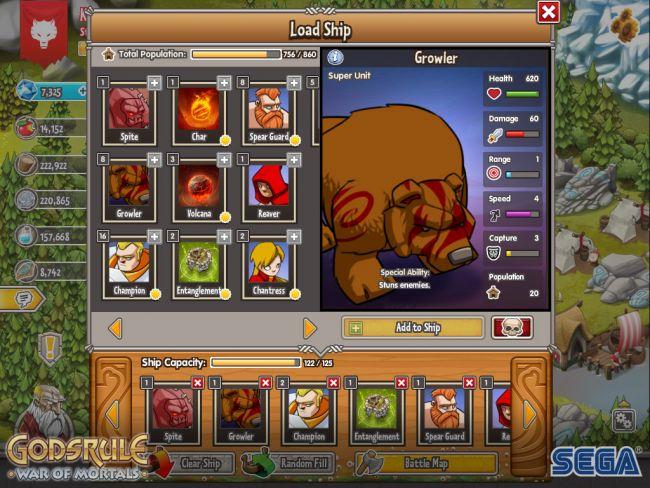Godsrule: War of Mortals - Screenshots - Bild 7