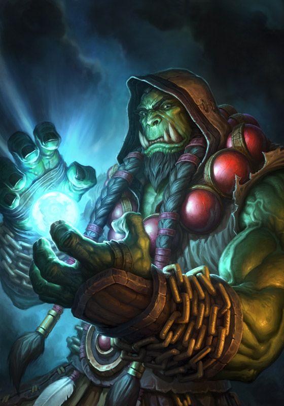 Hearthstone: Heroes of WarCraft - Artworks - Bild 33