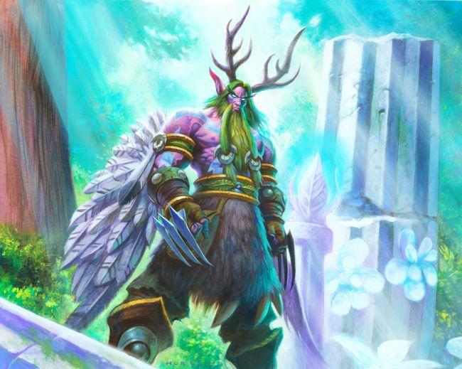 Hearthstone: Heroes of WarCraft - Artworks - Bild 31