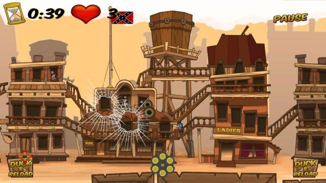 North & South: The Game - Screenshots - Bild 5