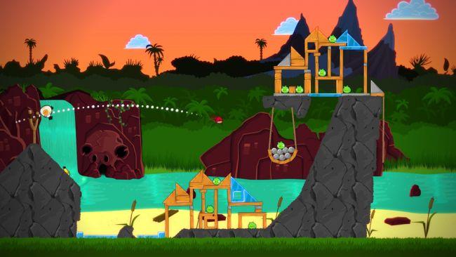 Angry Birds Trilogy DLC - Screenshots - Bild 6