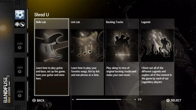Bandfuse: Rock Legends - Screenshots - Bild 3
