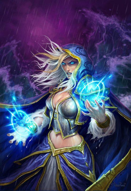 Hearthstone: Heroes of WarCraft - Artworks - Bild 30