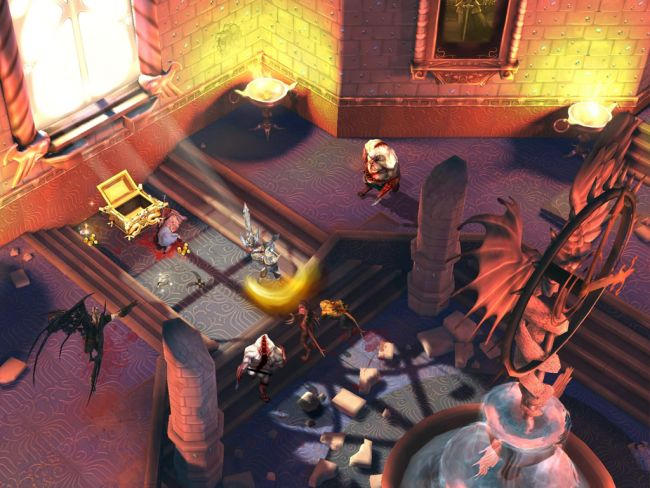 Dungeon Hunter 4 - Screenshots - Bild 3