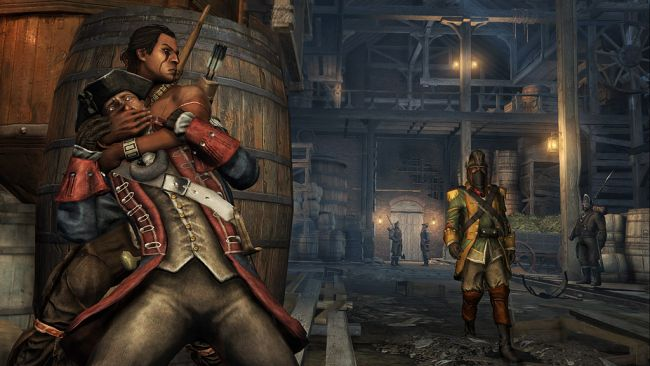 Assassin's Creed III DLC: Die Tyrannei von König George Washington - Screenshots - Bild 9