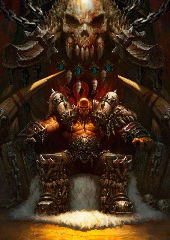 Hearthstone: Heroes of WarCraft - Artworks - Bild 28