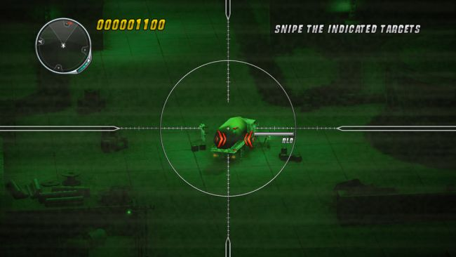 Thunder Wolves - Screenshots - Bild 12