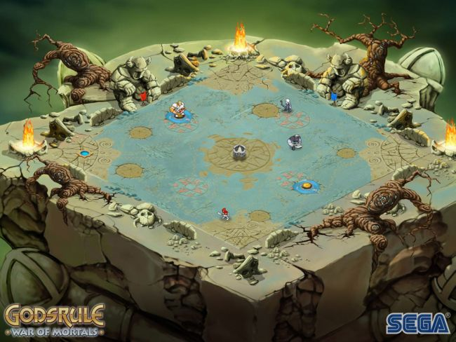 Godsrule: War of Mortals - Screenshots - Bild 1