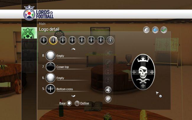 Lords of Football - Screenshots - Bild 5