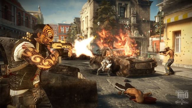 Army of Two: The Devil's Cartel - Screenshots - Bild 1