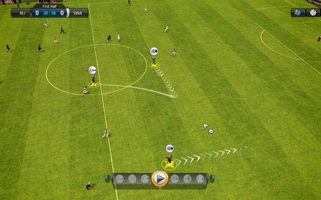 Lords of Football - Screenshots - Bild 6