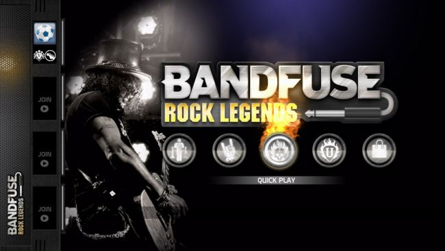 Bandfuse: Rock Legends - Screenshots - Bild 4