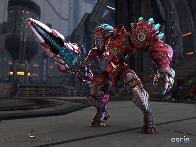 Scarlet Blade - Artworks - Bild 21