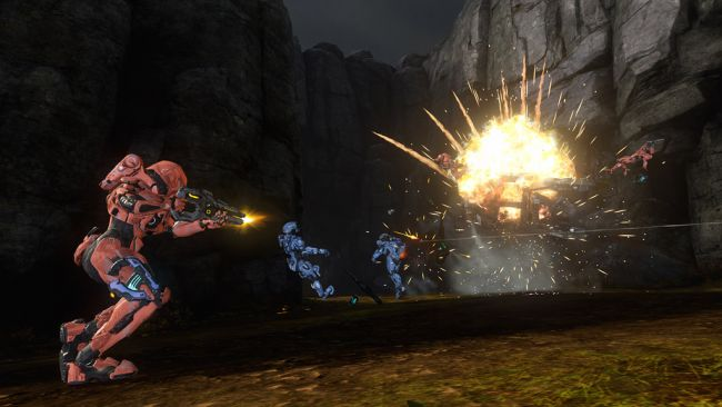 Halo 4 DLC: Castle Map Pack - Screenshots - Bild 1