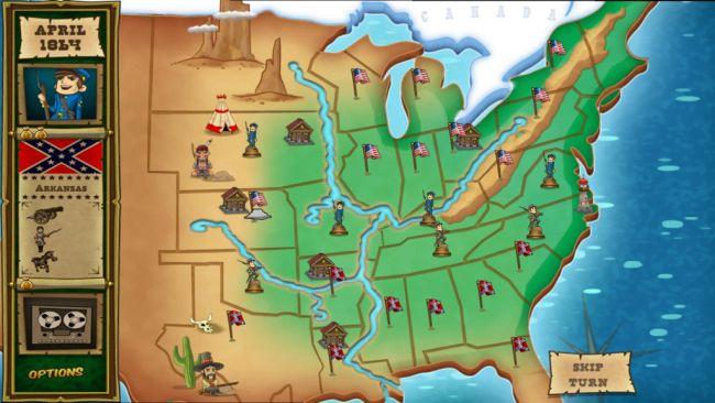 North & South: The Game - Screenshots - Bild 8