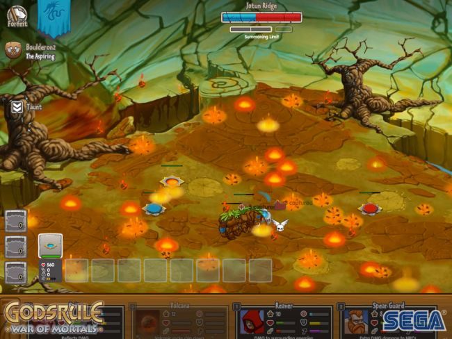 Godsrule: War of Mortals - Screenshots - Bild 3