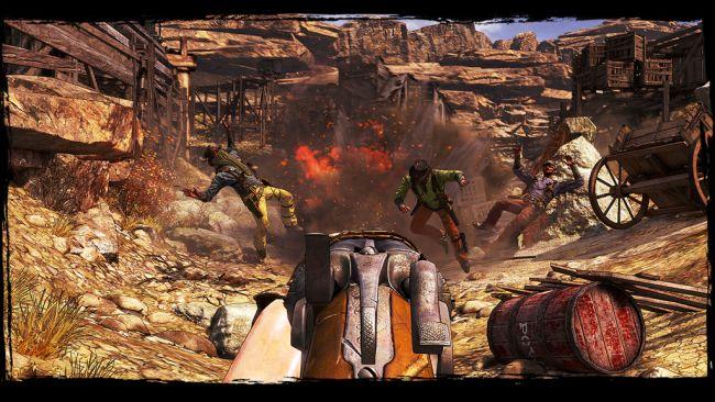 Call of Juarez: Gunslinger - Screenshots - Bild 7