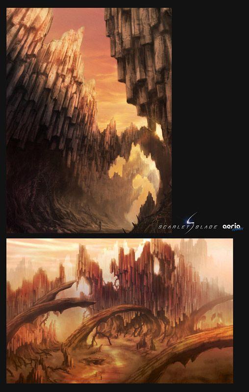 Scarlet Blade - Artworks - Bild 37