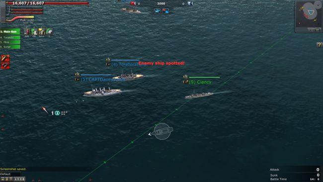 Navyfield 2: Conqueror of the Ocean - Screenshots - Bild 16