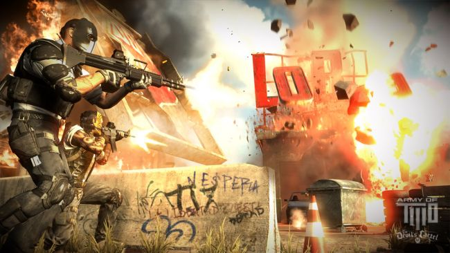Army of Two: The Devil's Cartel - Screenshots - Bild 4