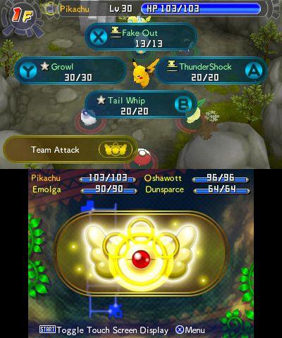 Pokémon Mystery Dungeon: Portale in die Unendlichkeit - Screenshots - Bild 41