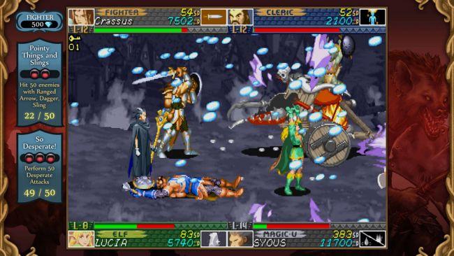 Dungeons & Dragons: Chronicles of Mystara - Screenshots - Bild 11