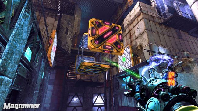 Magrunner: Dark Pulse - Screenshots - Bild 3