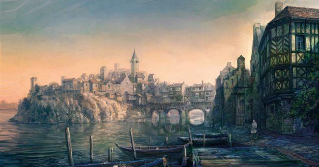 The Witcher 3: Wilde Jagd - Artworks - Bild 7