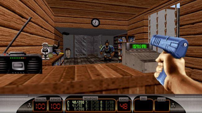 Duke Nukem 3D: Megaton Edition - Screenshots - Bild 1
