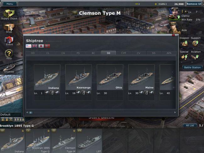 Navyfield 2: Conqueror of the Ocean - Screenshots - Bild 25
