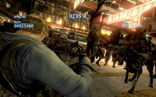 Resident Evil 6 x Left 4 Dead 2 - Screenshots - Bild 31