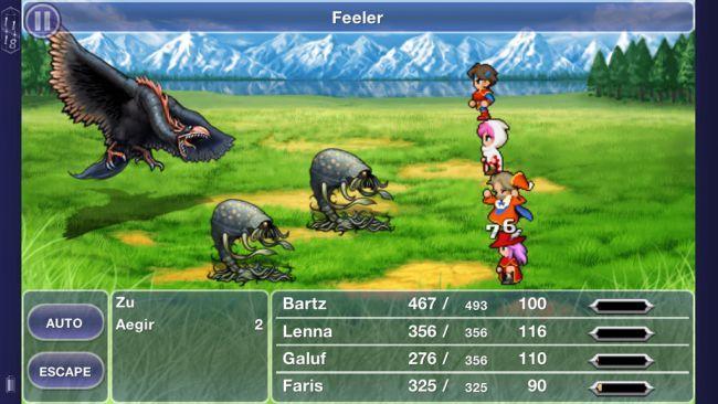 Final Fantasy V - Screenshots - Bild 5