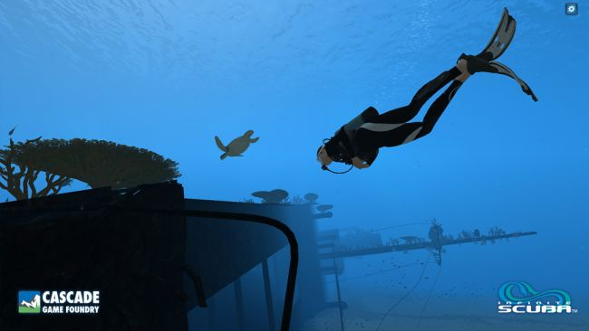Infinite Scuba - Screenshots - Bild 10