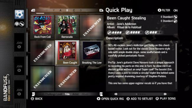 Bandfuse: Rock Legends - Screenshots - Bild 2
