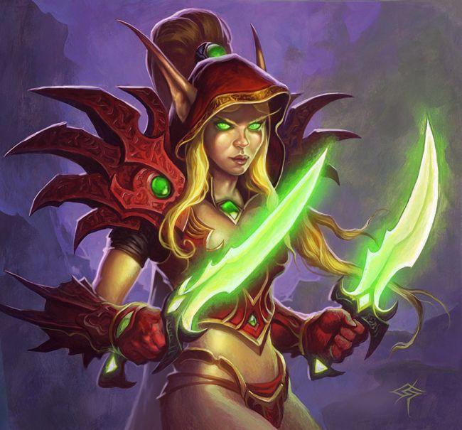 Hearthstone: Heroes of WarCraft - Artworks - Bild 35