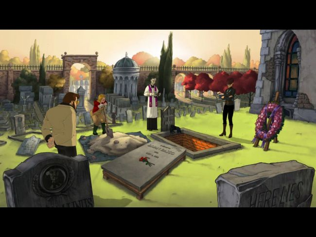Runaway: A Twist of Fate - Screenshots - Bild 6