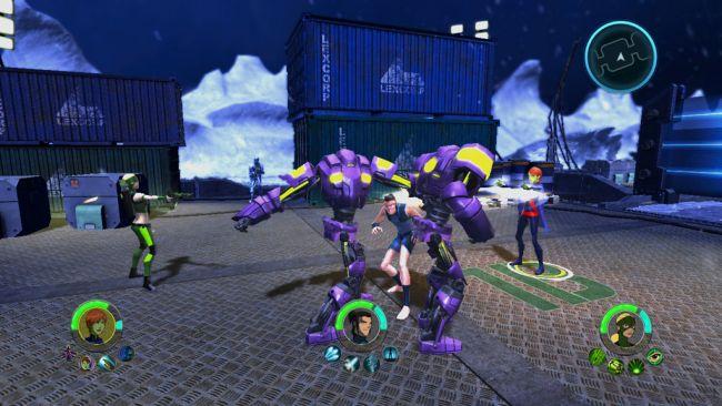 Young Justice: Legacy - Screenshots - Bild 2
